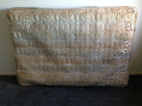 Used mattress for free