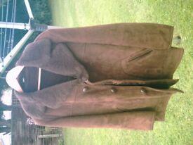 Mans Sheepskin Coat