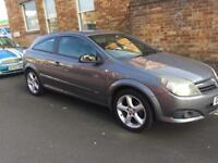 SUPER CONDITION VAUXHALL ASTRA 1.8 SRI 3dr COUPE LONG MOT 2005(05)