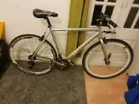 Teman road bike
