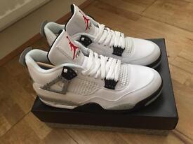 Nike Air Jordan 4 White Cement OG