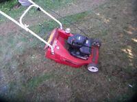 mountfield empress . petrol lawn mower