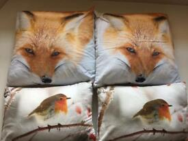 Winter cushions