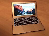 """MacBook Air 11"""" i5 256GB SSD, MacOS Sierra"""