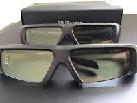 Samsung 3D Glasses (SSG-3100GB) x4