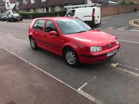 Volkswagen Golf 4 1.6 petrol 7 months mot and drive very very good condition