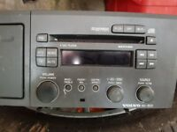 VOLVO v70 cd player unit