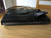 Goodmans DVD player- good working order with leads and remote control