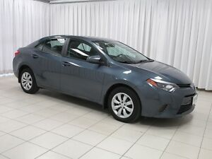 2015 Toyota Corolla WOW!! QUICK BEFORE ITS GONE!! LIKE NEW LE SE