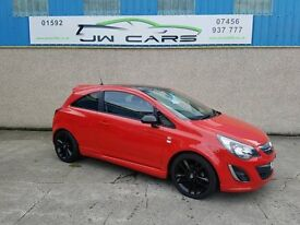VAUXHALL CORSA LIMITED EDITION 2013 - FINANCE AVAILABLE