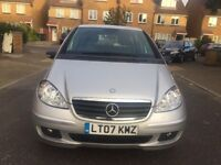 Mercedes A Class 1.5 Full Service History