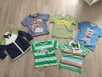 Boys bundle clothes 2-3 years