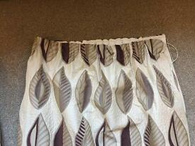 2 x set of Montgomery curtains from Debenhams