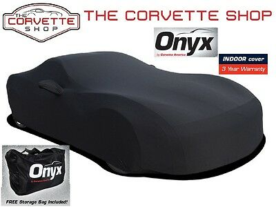 Camaro Onyx Car Cover 2010-2018 Lycra Spandex Indoor Lightweight 52260 C70007