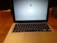 "Macbook Pro Mid 2012; 13.3""; 240SSD+500HDD; 8Gb RAM"