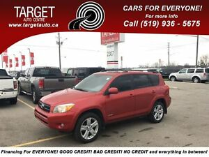 2008 Toyota RAV4 Sport, Drives Great Very Clean