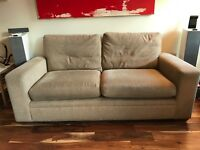 2 x Next 2 seater sofas (pair) - comfortable and in good condition - FREE delivery (5m radius)