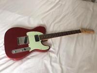Fender Squier Standard Telecaster HH - Seymour Duncan Bridge Pickup