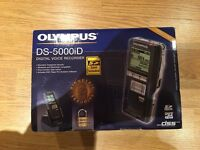 Olympus Digital Voice Recorder DS-5000iD