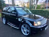 2006 Range Rover Sport HSE Sunroof May Px type r m3 evo gti vrs cupra c63 r32 rs4
