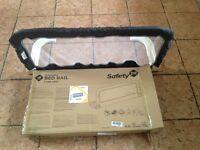 SAFETY FIRST BED RAIL/GAURD.