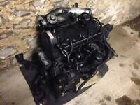 Volkswagen PD130 Turbo Diesel Engine and Gearbox Golf BORA LEON Fabia
