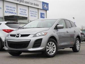 2011 Mazda CX-7 i Sport| Bluetooth| Alloys| Cruise control