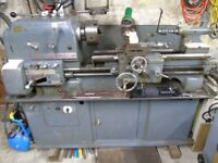 "Harrison Swing 12"" Lathe,"