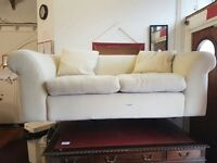 Lovely large 2 seater sofa for sale