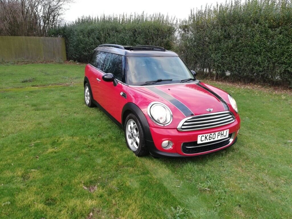 Mini Clubman 16 Diesel Perfect Condition In Maidstone Kent Gumtree