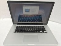 Apple MacBook Pro Early 2011 15 2.0ghz i7 8gb Ram 500gb HDD Good Condition