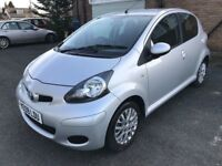 Amazing Condition LOW MILEAGE Aygo Platinum 5 Dr Aircon £20 TAX Low Insurance...