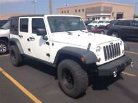2009 Jeep WRANGLER UNLIMITED X - 100% APPROVAL TMRFINANCIAL.CA