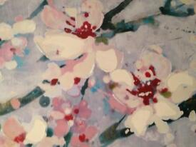 Picture Blossom Excellent Condition 60 x 80 cm