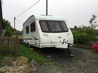 2005 Sterling Europa 520 Caravan