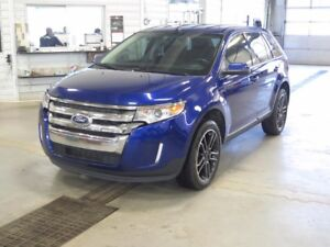 2014 Ford Edge SEL AWD CUIR TOIT COMME NEUF  37045KM