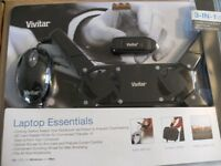 VIVITAR LAPTOP ESSENTIALS PACK (New & Boxed)