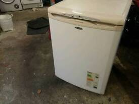 Hotpoint counter freezer