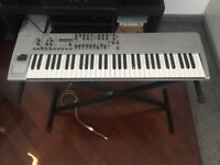 Novation X Station 61 Synthesiser Midi Keyboard with Stand