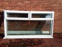 Large Double Glazed UPVC Windows