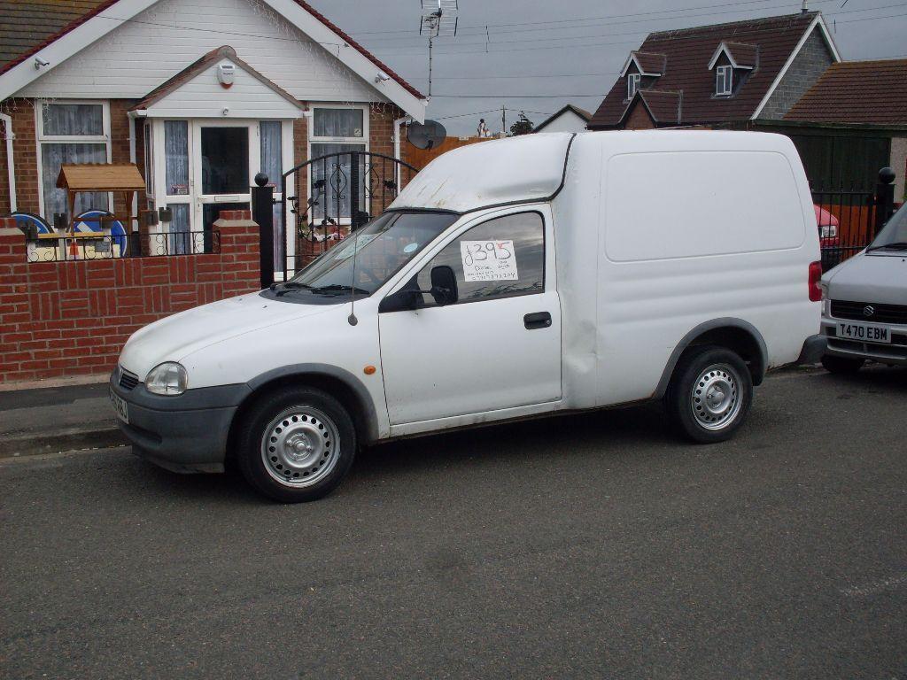 Vauxhall Combo Van 1 7 Diesel In Jaywick Essex Gumtree