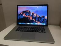 "MacBook Pro 15"" 256GB GREAT CONDITION"
