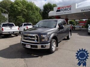 2016 Ford F-150 XLT FX4 Super Crew 4x4 - 28,430 KMs, Seats 6