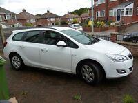 Vauxhall astra j estate 1.7cdti 61plate 2011