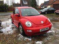 Volkswagen/Vw beetle 1.4 petrol.