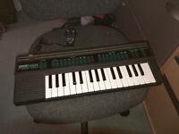 Original YAMAHA Portasound PSS130 Electronic Keyboard