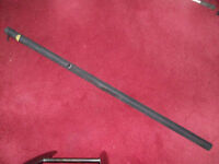 """Tuff Tube Rigid Fly Rod Carrier approx 5' 3"""" long"""