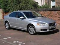 FINANCE AVAILABLE!! 2008 VOLVO S80 2.4 D5 SE 4dr, FSH, LONG MOT, HEATED SEATS, AA WARRANTY