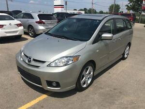 2007 Mazda MAZDA5 GT, Loaded; Alloys, Roof and More !!!!!! London Ontario image 9
