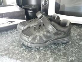 NEW Boys School Shoes/Trainers. Child Size 12